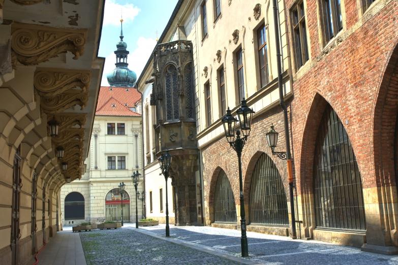 Университет Праги