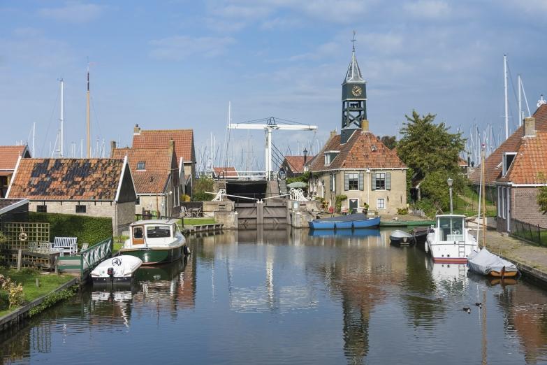 Рыбацкая деревня Hindelop