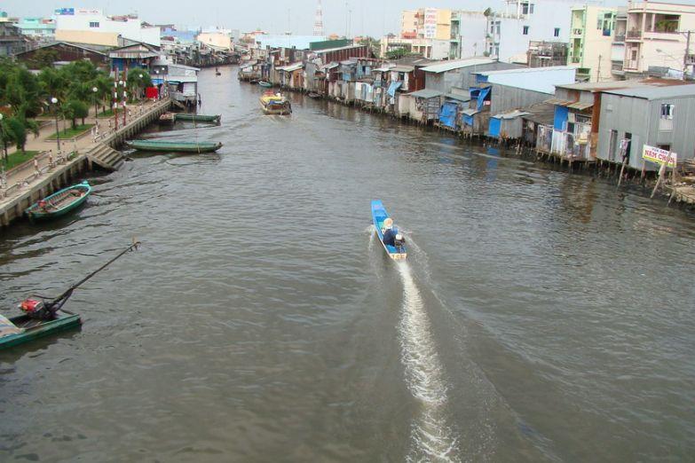 Канал в Далате